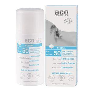 eco cosmetics Sonnenlotion neutral LSF 50 - 100 ml