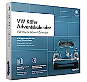 VW KÄFER 1200 Adventskalender