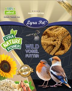5 kg Lyra Pet® Kolbenhirse gelb