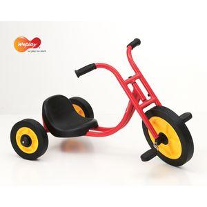 Weplay KM5515 Dreirad Easy Trike rot, groß, rot (1 Stück)