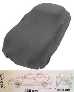 Auto-Plane Passform Abdeckung grau 4,30m Indoor Car Cover Ganzgarage Schutzdecke