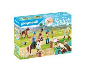PLAYMOBIL Spirit 70331 Abenteuer im Freien