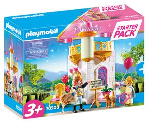 PLAYMOBIL Princess 70500 Starter Pack Prinzessin