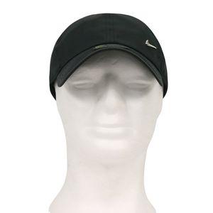 Nike Metal Swoosh H86 Kappe Herren Schwarz (943092 010) Größe: Einheitsgröße