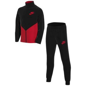 Nike B Nsw Core Trk St Ply Ftra Nfs Black/University Red/Unive M
