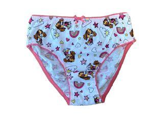 Paw Patrol - 4er Pack Slips Motiv 2020 mit Skye - Unterwäsche für Mädchen mit neuen Motiven von Skye - Unterhosen im 4er Set, Größe:98/104