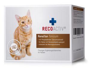 RECOACTIV® Renaltan Tonicum für Katzen, Kurpackung