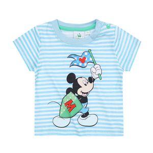 Disney Mickey T-Shirt hellblau