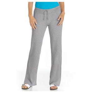 Coolibar - UV- Strandhose Damen - Grau, XL