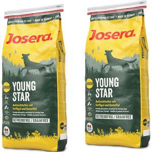 2 x 15 kg Josera YoungStar