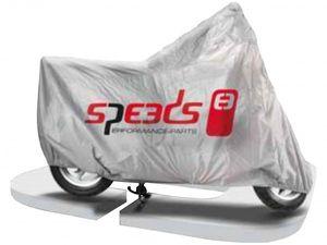 Speeds Allwetter Roller Scooter Motorrad Mofa Abdeckplane, Größen:L225 x B90 x H117 cm