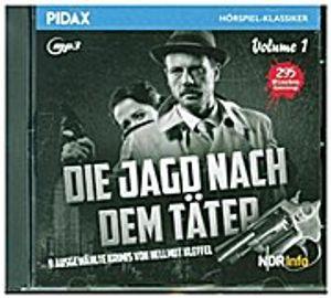 Jagd nach dem Täter, Vol. 1/CD