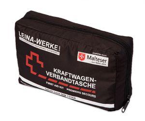 KFZ Verbandtasche - Verbandskasten für das Auto - Sanitärtasche - maximale Haltbarkeit - erste Hilfe