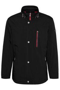 Bugatti - Herren Ganzjahres Jacke mit stark wasserabweisendem Oberstoff  (Art. Nr.:  99086-571800), Größe:25, Farben:Schwarz (290)