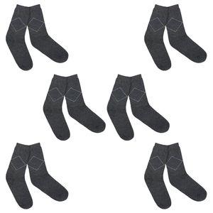 Ital-Design Herren Socken Socken Grau Gr.43/46
