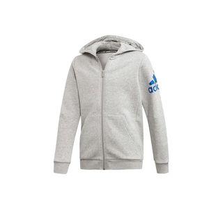 Adidas YB MH BOS FZ FL MGREYH/CROYAL 110