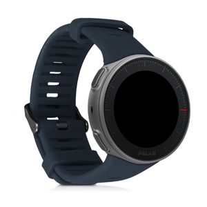 kwmobile Sportarmband kompatibel mit Polar Vantage V - Armband - Silikon Fitnesstracker Band
