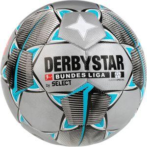 DERBYSTAR Bundesliga Player Special Fußball silber/schwarz/weiß 5