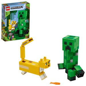 LEGO® 21156 BigFig Creeper™ und Ozelot V29