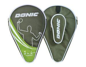Donic-Schildkröt Tischtennis Schlägerhülle Waldner, Schlägerhülle für einen Schläger, extra Ballfach für 3 Bälle