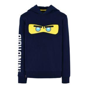 LEGO® Wear NINJAGO® Jungen Sweatshirt, Größe:122, Präzise Farbe:Marine