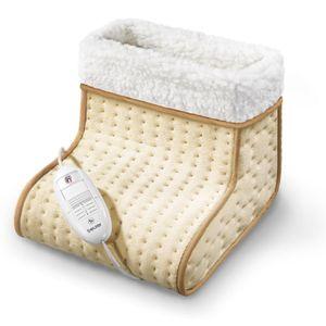 Beurer FW 20 COSY Fußwärmer 3 Temperaturstufen Abschaltautomatik Teddyfutter
