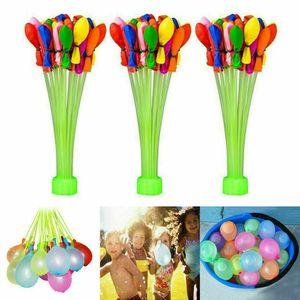 Miixia 1110 Pcs Luftballons Wasserballons Wasserbomben Spiel Outdoor Bunt Ballons