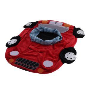 Auto Sitz Unterstützung Stützsitz Kindersitzsack Plüsch-Spielzeug für Kleinkinder rot wie beschrieben