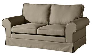 Max Winzer Hillary Sofa 2-Sitzer inkl. Zierkissen - Farbe: sahara - Maße: 172 cm x 89 cm x 85 cm; 2890-2100-1645253-KUN