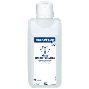 Hartmann Handdesinfektionsmittel Manusept basic, 500 ml