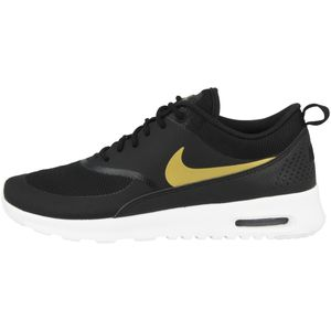 Nike Sneaker low schwarz 37,5