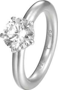 Joop JPRG90735A Damen Ring Lauren Silber Zirkonia Weiß 55 (17.5)
