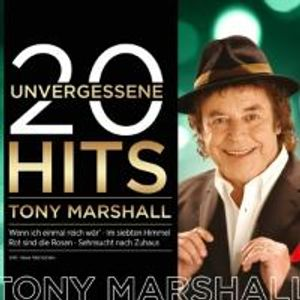 Marshall,Tony-20 unvergessene Hits