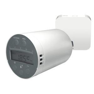 Fontastic WLAN Smart Home Paket - Heizen 2-teilig, weiß Funk-Heizkörperthermostat + WLAN-Gateway