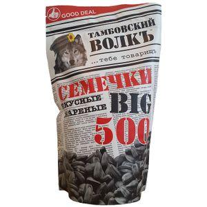 Sonnenblumenkerne Tambovsky Volk geröstet 500g sunflower seeds семечки