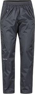 Marmot PreCip Eco Lange Full-Zip Hose Damen black Größe XL (Short)