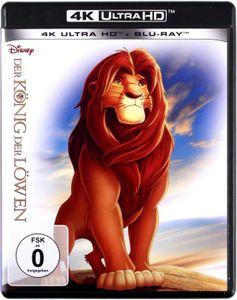 König der Löwen 1 (UHD+BR)  2Disc Min: 88DD5.1WS  4K Ultra