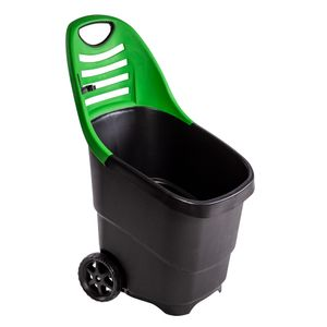 UPP Multifunktions-Gartentrolley mit Werkzeughalter 65 Liter