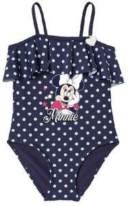 Disney Minnie Maus Badeanzug Dunkelblau - Größe 110