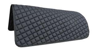 Western Pad Liner Pad Schoner aus Baumwolle schwarz 76 x 76 cm Unterlage
