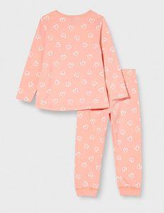 Sanetta Mädchen Pyjamas-Nachtwäsche in der Farbe Rosa - Größe 140
