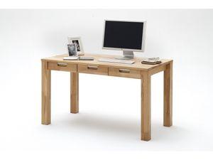 Schreibtisch Cento1 Kernbuche geölt, gewachst Schreibtisch