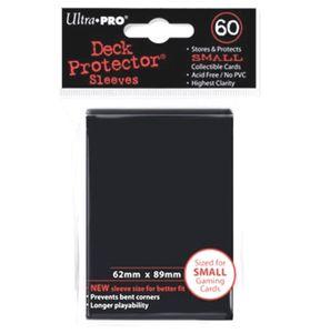 Amigo Ultra Pro Black Protector Hüllen small 60 Stück in einer Packung
