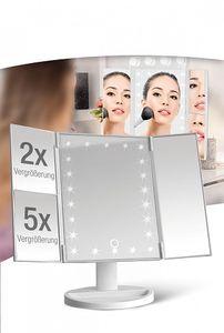 Ultra Lux Beauty Light LED Make-up Spiegel Vergrößerungsspiegel