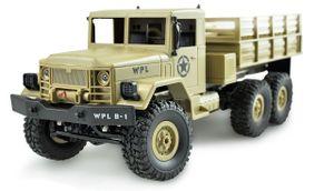 Amewi U.S. Militär Truck 6WD 1:16 sandfarben, RTR