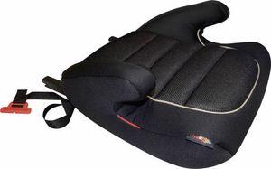 Kaufmann Auto Kinder Sitzerhöhung für ISOFIX schwarz, 9-36kg