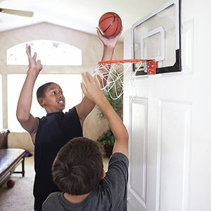 Mini Basketball Hoop mit Ball (45,72 x 30,48 cm)