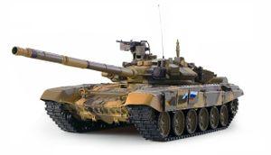 Panzer T-90 mit Rauch & Sound 1:16, Metallgetriebe, Amewi Advanced Line