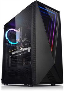 Gaming PC Raptor V AMD Ryzen 5 5600X, 16GB RAM, NVIDIA GTX 1660 Super, 2000GB SSD