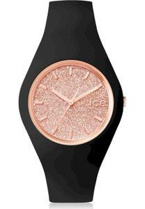 ICE Watch ICE Glitter  Armbanduhr Wasserdicht Farbe:Black Rose-Gold, Größe:Unisex